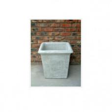 Large Square Pot Mould: Castable