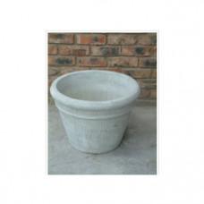 Medium Round Pot Mould: Castable
