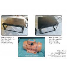 Vibrator Tables - Large